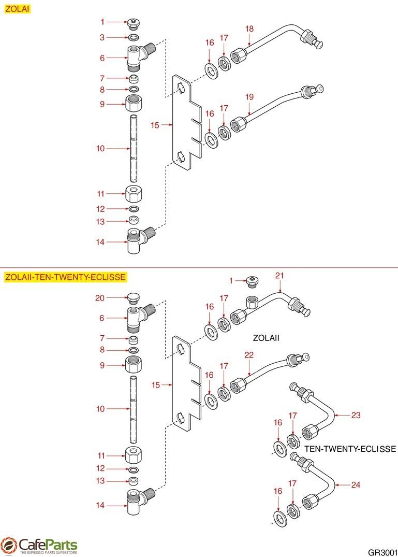 GR3001 anti depression valve � 1 4\