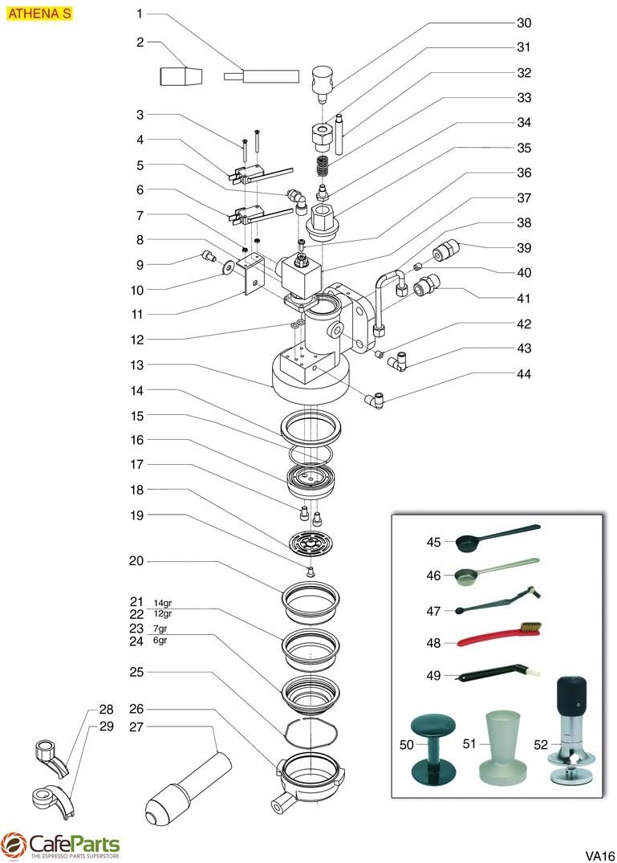 perfect ecm giotto parts diagram festooning